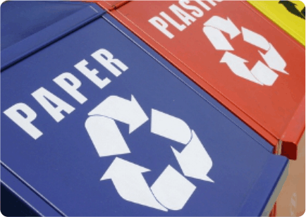 Recycle Bins | Daily Cleaning in Manchester, Leeds and London