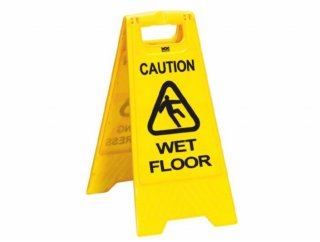 Prevent slips, trips & falls this winter!